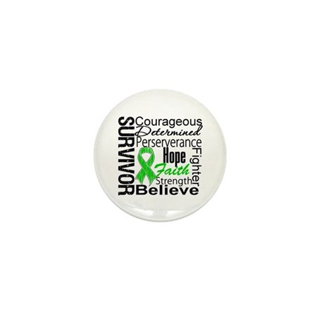 Survivor StemCellTransplant Mini Button