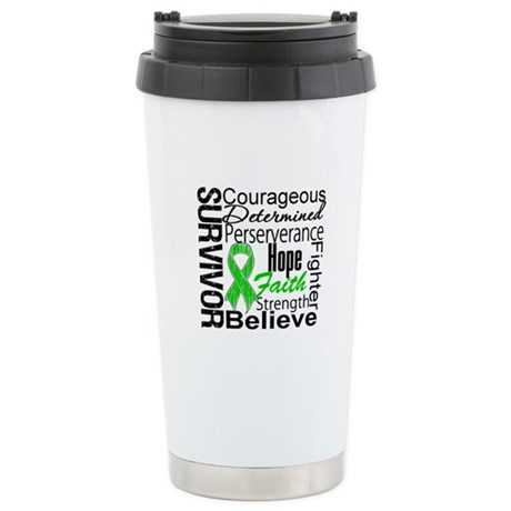 Survivor StemCellTransplant Ceramic Travel Mug