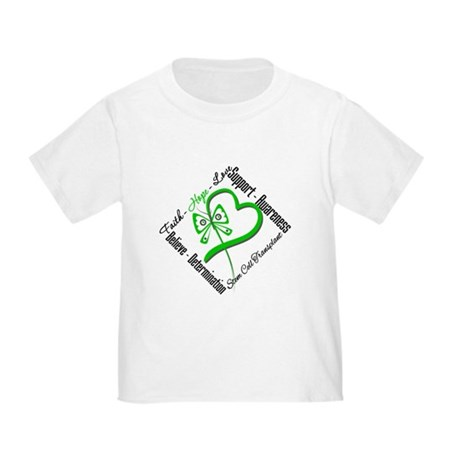 StemCellTransplant Heart Toddler T-Shirt