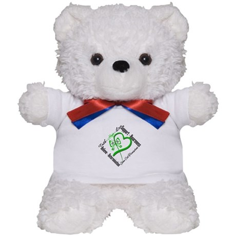 StemCellTransplant Heart Teddy Bear
