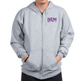 Zip Hoody - NEM OCT 10-11 (purple)