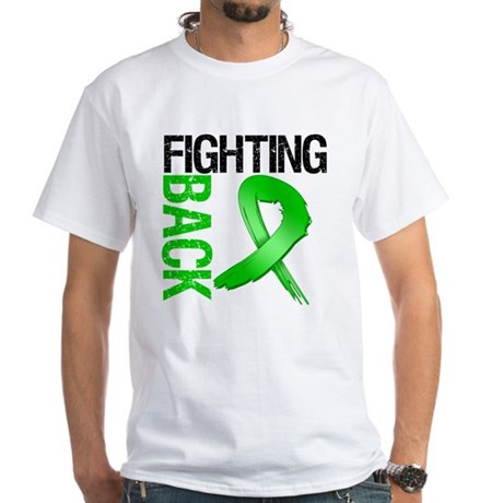 Fighting Back SCT White T-Shirt
