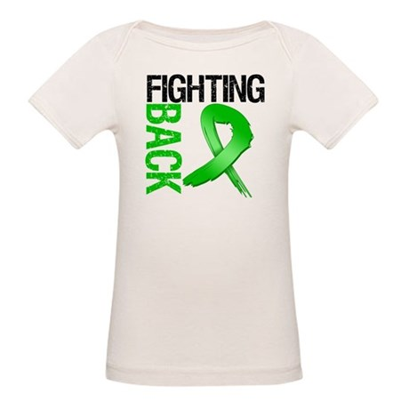 Fighting Back SCT Organic Baby T-Shirt