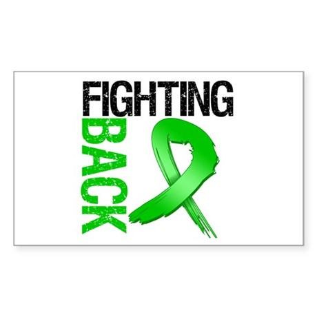 Fighting Back SCT Rectangle Sticker 10 pk)