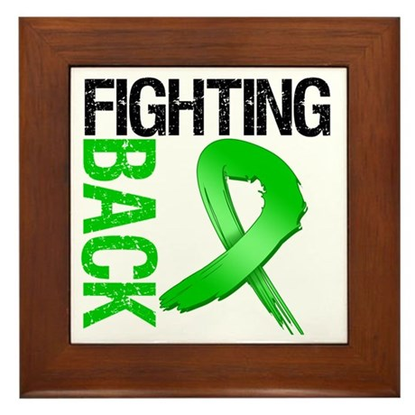Fighting Back SCT Framed Tile