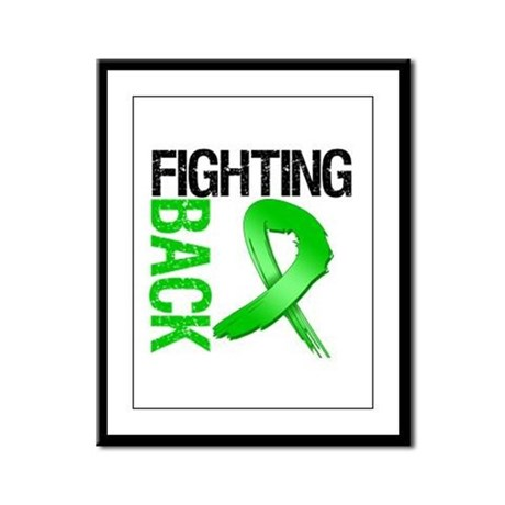 Fighting Back SCT Framed Panel Print