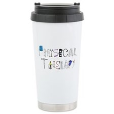 PT at Work Ceramic Travel Mug