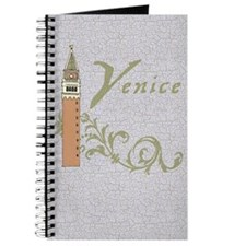 Venice St. Mark's Campanile Journal
