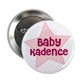 "Baby Kadence 2.25"" Button (100 pack)"