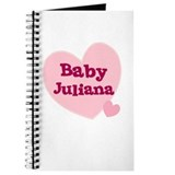 Baby Juliana Journal