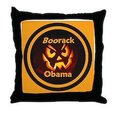 Halloween OBAMA Throw Pillow