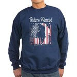 Riders Wanted Sweatshirt (dark)