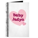 Baby Jadyn Journal