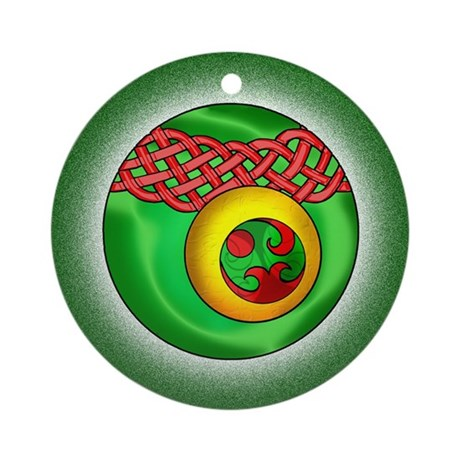 Celtic Ornaments Ornament (Round)