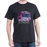 Dark (various colors) Athens T-Shirt