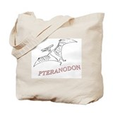 Unique Pteranodon Tote Bag