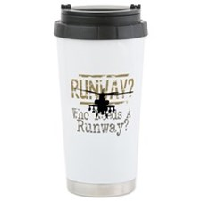 Apache Runway Ceramic Travel Mug