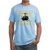 Helicopter Pilots Get It Up F Shirt