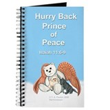 Peace Angel Bear Journal