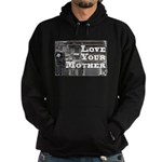 Love Your Mother (board) Hoodie (dark)