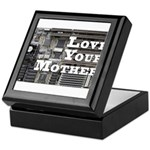 Love Your Mother (board) Keepsake Box