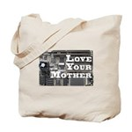 Love Your Mother (board) Tote Bag