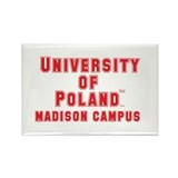 University of Poland - Madison Campus Rectangle Ma