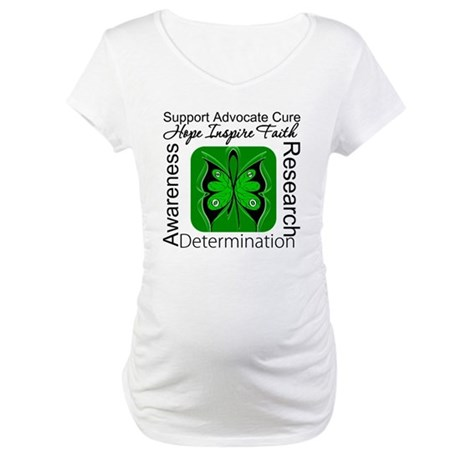 Stem Cell Transplant HOPE Maternity T-Shirt
