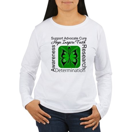 Stem Cell Transplant HOPE Women's Long Sleeve T-Sh