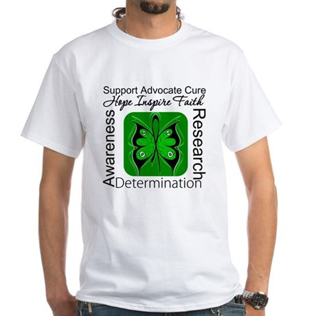 Stem Cell Transplant HOPE White T-Shirt
