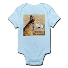 Greyhound Infant Creeper