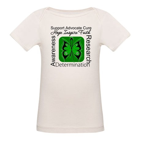 Stem Cell Transplant HOPE Organic Baby T-Shirt