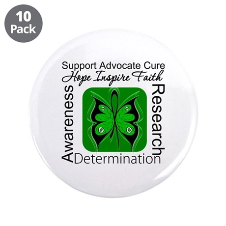"Stem Cell Transplant HOPE 3.5"" Button (10 pack)"