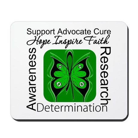 Stem Cell Transplant HOPE Mousepad