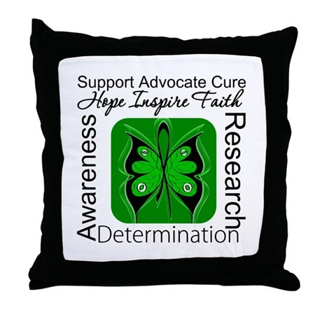 Stem Cell Transplant HOPE Throw Pillow