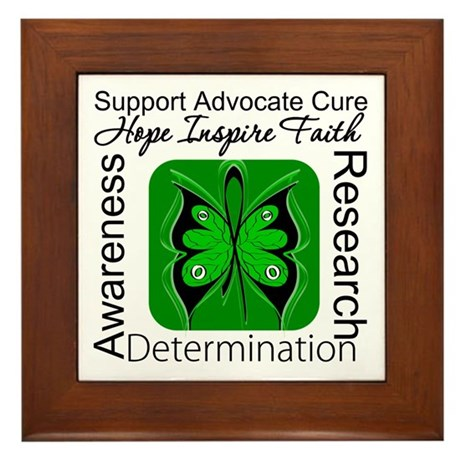 Stem Cell Transplant HOPE Framed Tile