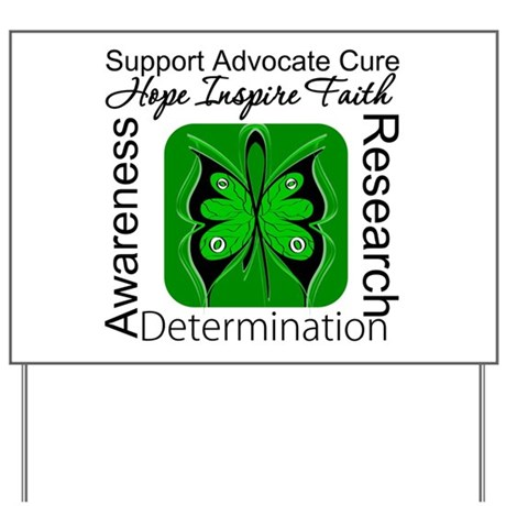 Stem Cell Transplant HOPE Yard Sign