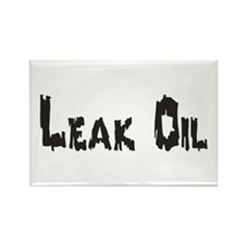 Leak Oil Rectangle Magnet