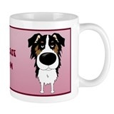 Aussie Mom Big Nose Small Mugs