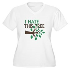 I Hate This Tree T-Shirt