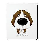 Big Nose Beagle Mousepad