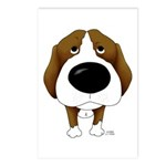 Big Nose Beagle Postcards (Package of 8)