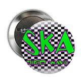 "Cute Spring heeled jack 2.25"" Button"