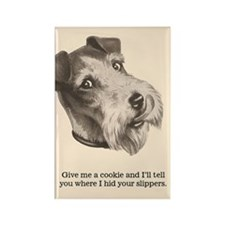 Funny Dog Fridge Magnet