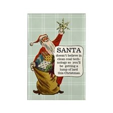 Santa Claus Fridge Magnet