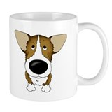 Big Nose Corgi Mug