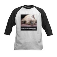 Siamese Cat Tee