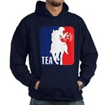 Tea Party Logo Hoodie (dark)
