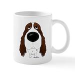 Big Nose Springer Spaniel Mug
