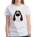 Big Nose Springer Spaniel Women's T-Shirt